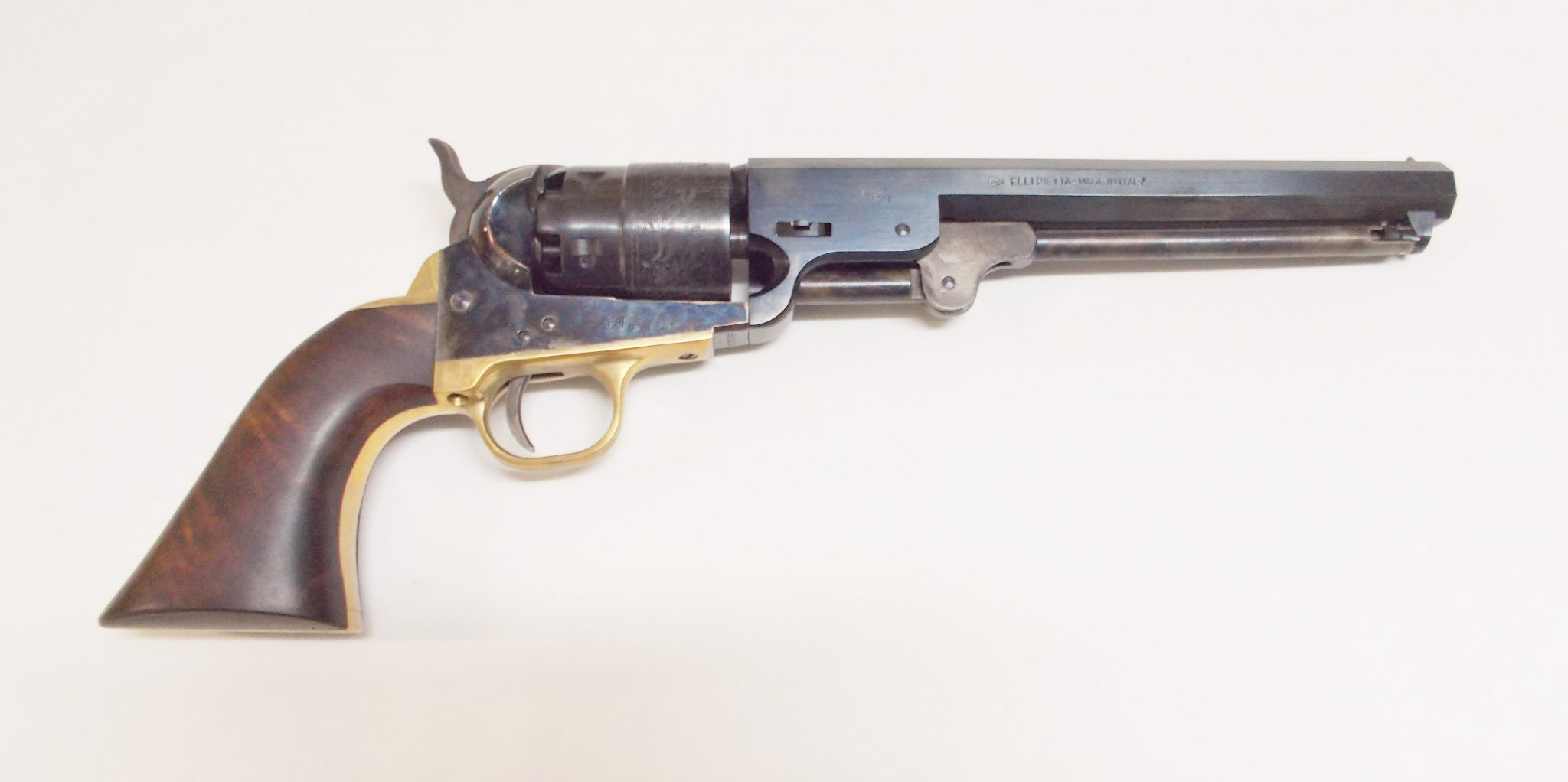 1851 colt navy steel frame 44 cal muzzle loading and more