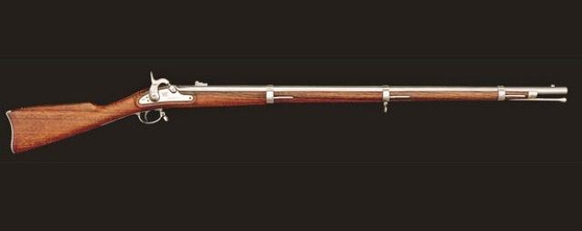 1861 SPRINGFIELD PERCUSSION 58 CAL
